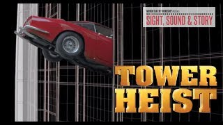 """VFX Artist Yuval Levy Discusses Manipulating Layers of Footage to Build a Scene in """"Tower Heist"""""""