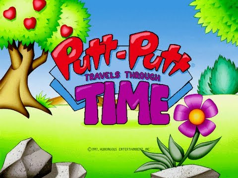 Putt-Putt Travels Through Time Walkthrough - YouTube