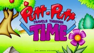 Putt-Putt Travels Through Time Walkthrough