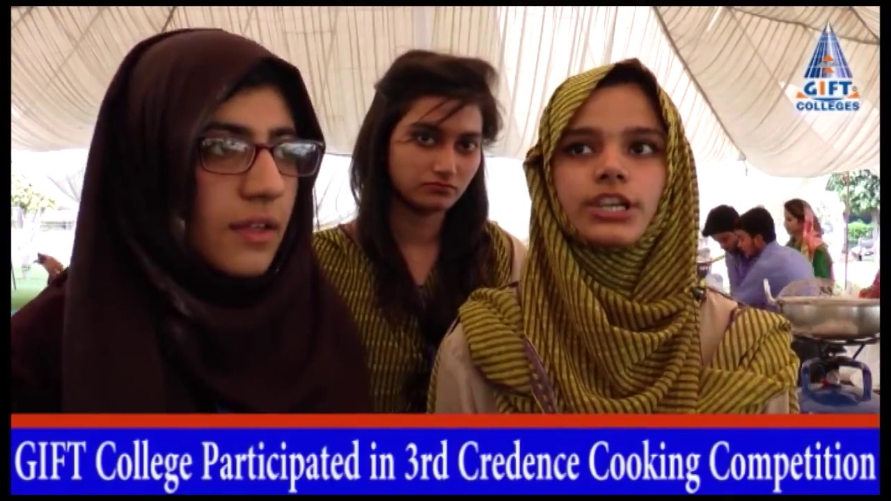Cooking show gift girls college gujranwala youtube cooking show gift girls college gujranwala negle Image collections