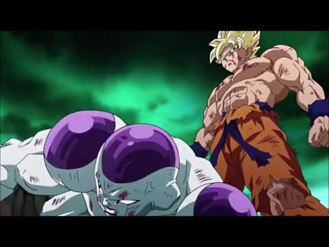 Goku Vs Frieza AMV