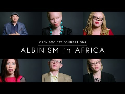 Defending the Human Rights of People with Albinism