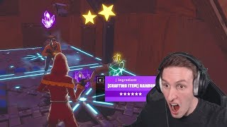 I Reacted to the MOMENT I lost the RAREST ITEM in STW...