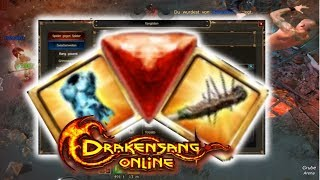 Drakensang Online #243: New Weapon, New Torso, Royal Quaizah Gem, Leaderboards Goodies, PvP Montage