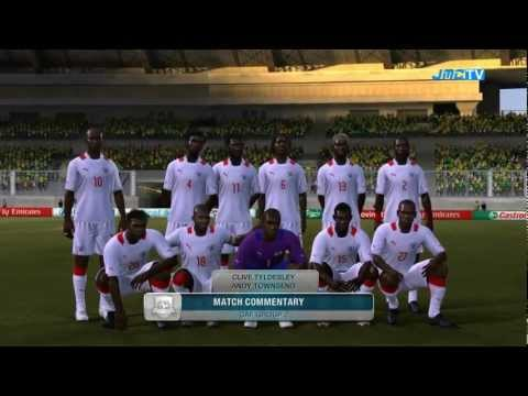 Mali vs. Burkina Faso | Road To World Cup Japan 2012 | FIFA 12