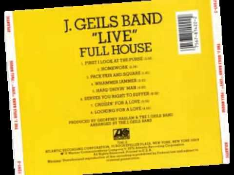 the j geils band just can't wait from YouTube · Duration:  3 minutes 16 seconds