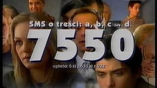 2 - Zapowiedzi, audiotele i fragment bloku reklamowego - 25.05.2005