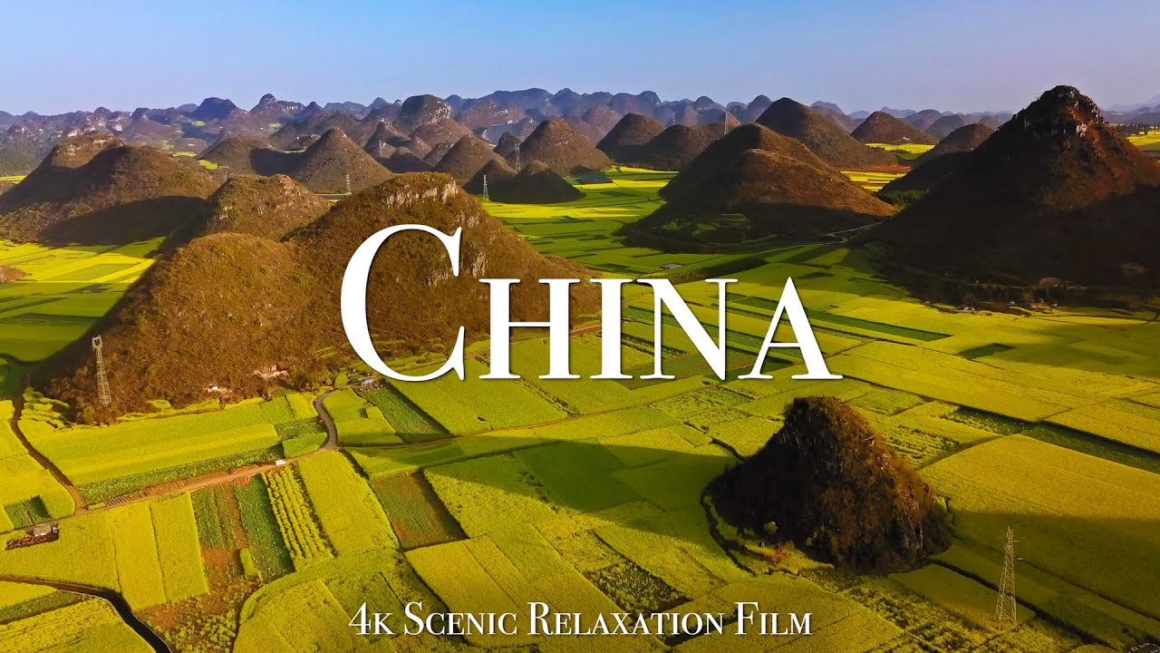 Download China 4K - Scenic Relaxation Film With Calming Music