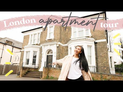 London Flat Tour! 2021 |  1 bed apartment
