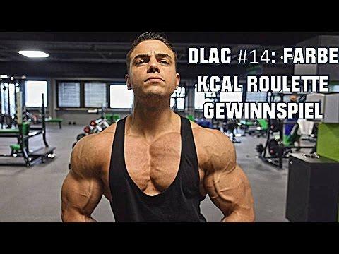 DLAC #14: Int. Deutsche, KCAL Roulette, Wettkampffarbe, Gewinnspiel