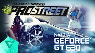 Need for Speed: ProStreet | Gameplay ON GT630 2GB DDR3 [HD 60FPS]