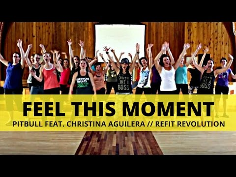 Feel This Moment Pitbull Feat Christina Aguilera Dance