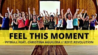 """Feel This Moment"" 