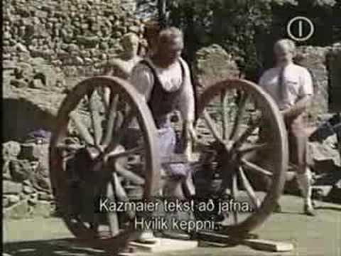 Jón Páll Sigmarsson