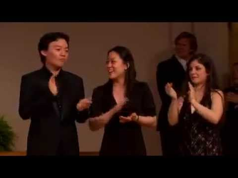 The Queen Elizabeth International Music Competition Of Belgium, Brussels 2007 Results