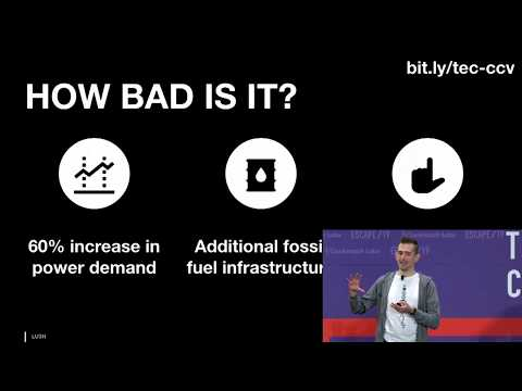 ESCAPE Conference 2019: The Ethical Cloud -- Rob Reid, LUSH