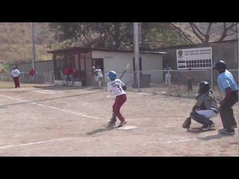 Jorbit Vivas Jonron en la Copa de Oro Infantil Aragua 2013