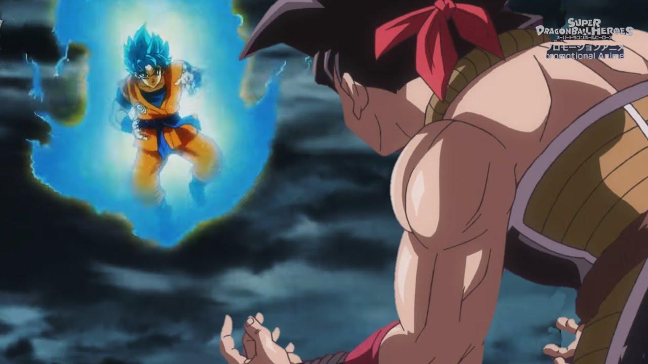 Super Dragon Ball Heroes Temporada 2 CAPÍTULO 3: El Reencuentro de Goku y  Bardock | Trailer Oficial - YouTube