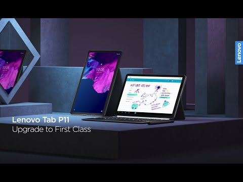 Lenovo Tab P11 Product Tour – Upgrade to first class