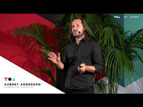 #TOA15: ¨Building Sustainable Electronics in the Post Smartphone Era¨ with Aubrey Anderson