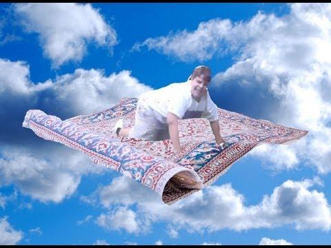 Goatboy's Magic Carpet Ride