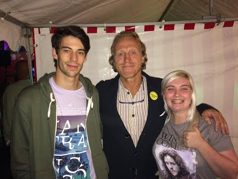 I Met Jerome Flynn Bronn GOT