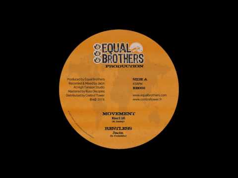 EARL SIXTEEN/MOVEMENT/JACIN/RESTLESS/EQUAL BROTHERS PRODUCTION 12''