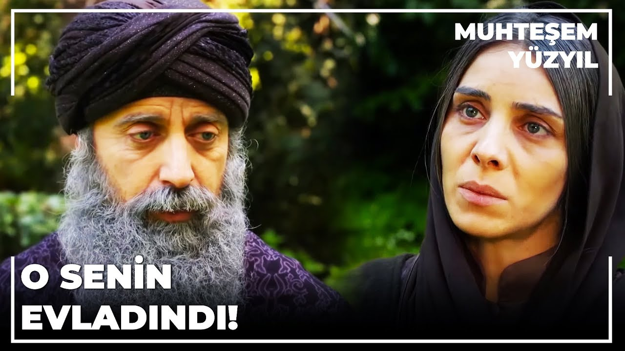Süleyman Rüstəm  Ana və poçtalyon