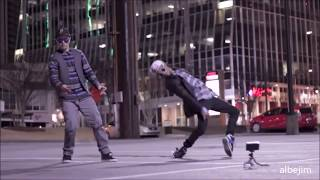 Download lagu Men Whitout Hats - Safety Dance Remix - Robot Dance Vs. Break Dance