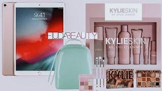 iPad, Skincare & Huda Beauty Giveaway!!