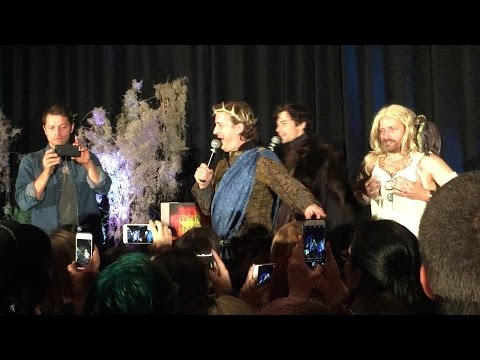 OFFICIAL SUPERNATURAL KARAOKE NIGHT - Supernatural Con Phoenix 2016 - The Horror Show