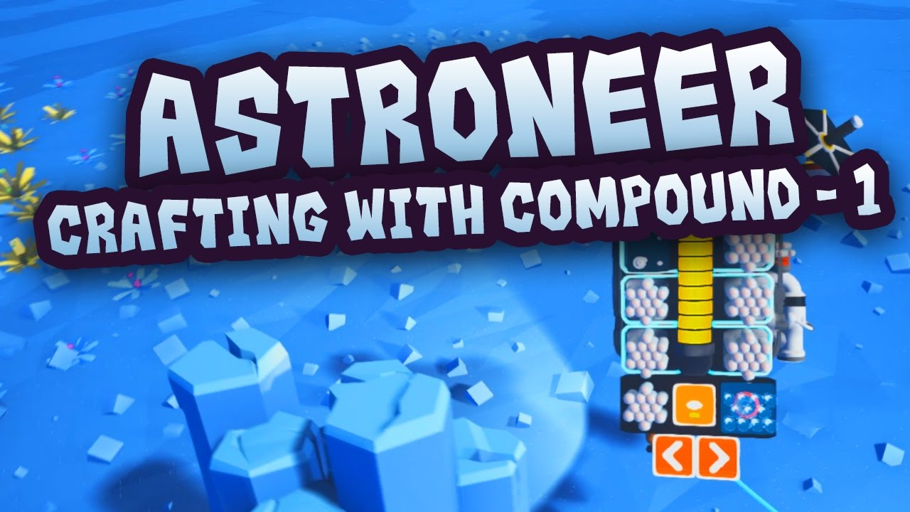 Astroneer Tutorial How To Craft Solar Panels Tethers