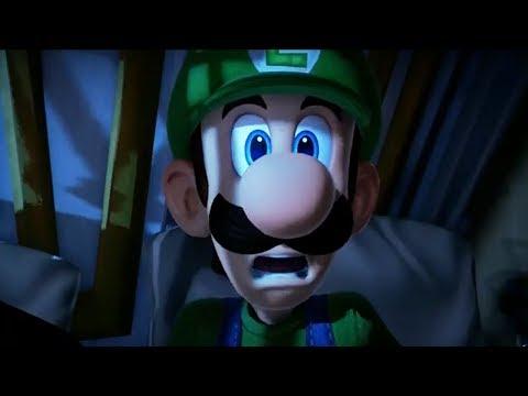 Luigi's Mansion 3 - Gameplay Reveal Trailer (E3 Nintendo Direct)