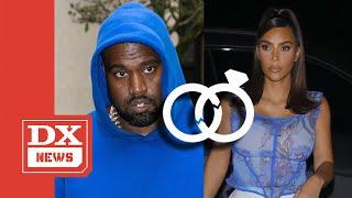 Kanye West Explains Exa¢tly Why He's Divorcing Kim Kardashian