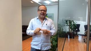 Eduardo Garza, Conferencista Invitado al Congreso Latinoamericano ACOSET - CLETT&A