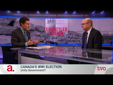 Canada's WW1 Election