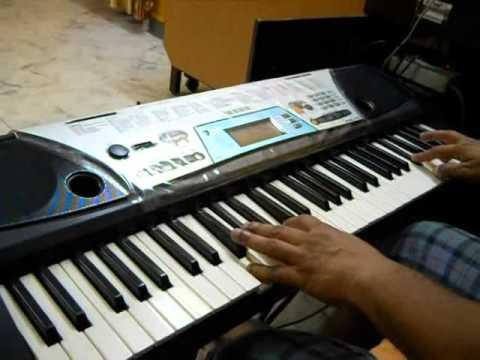 Baazigar - Piano (Cover By - Mayur Patade)