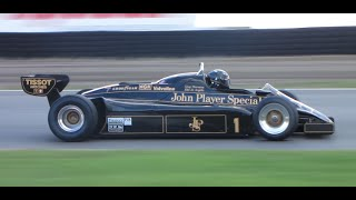 Lotus 91 - Historic Grand Prix 2014