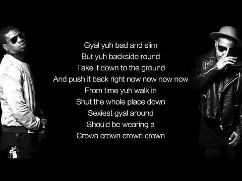 R. City - Take You Down (LYRICS)