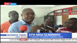 Kenya Ports Authority gets new scanners