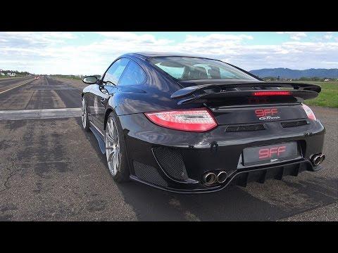 1400HP Porsche 9ff GTronic vs 9ff GTTurbo vs 1200HP Nissan R35 GT-R