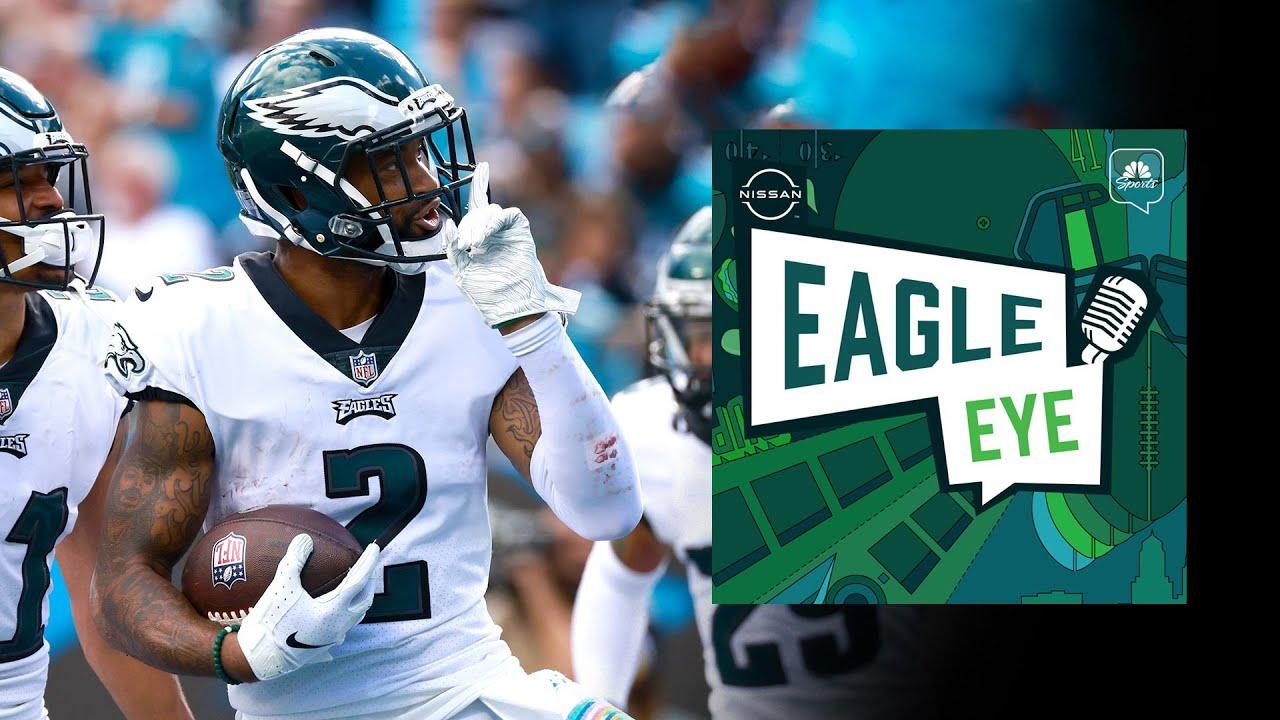 Eagles vs. Panthers - Game Recap - October 10, 2021 - ESPN