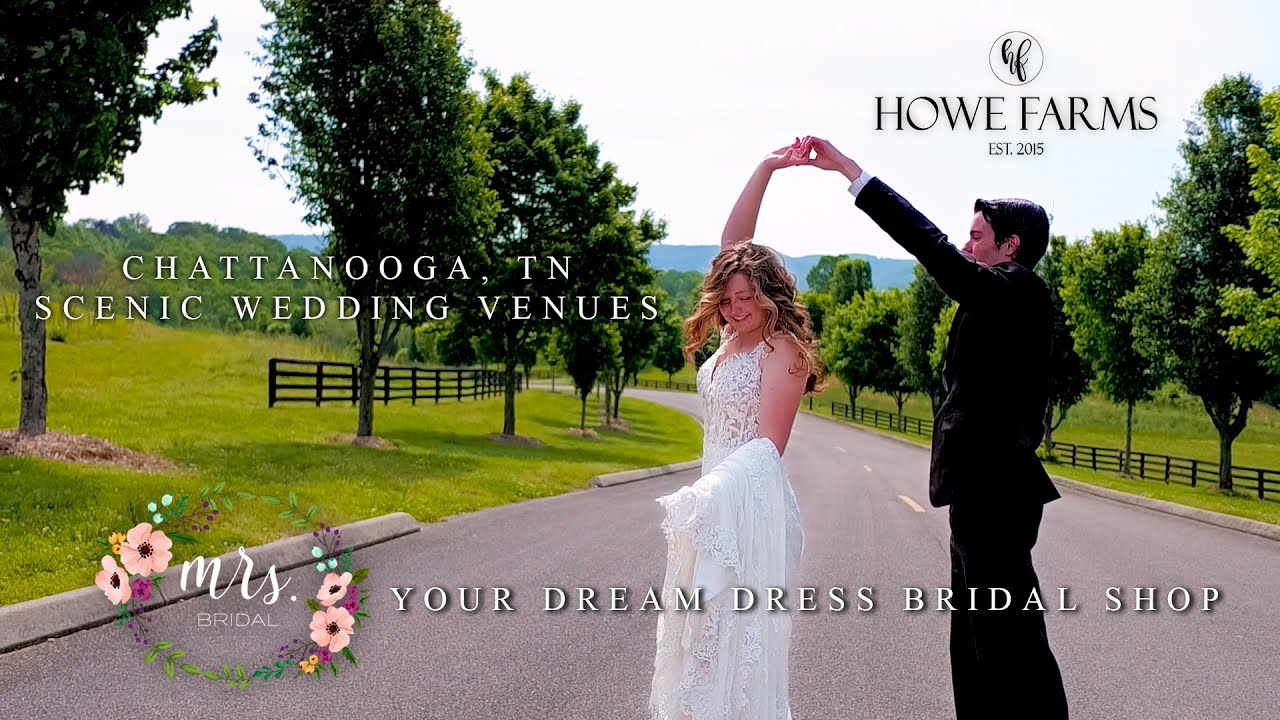 Mrs. Bridal Boutique // Howe Farms Wedding Venue // Promotional Film 2021