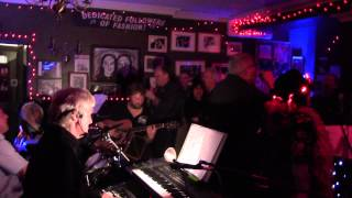 The Kinks night Sing-A-Long at the Clissold Arms. Nov. 16, 2013.