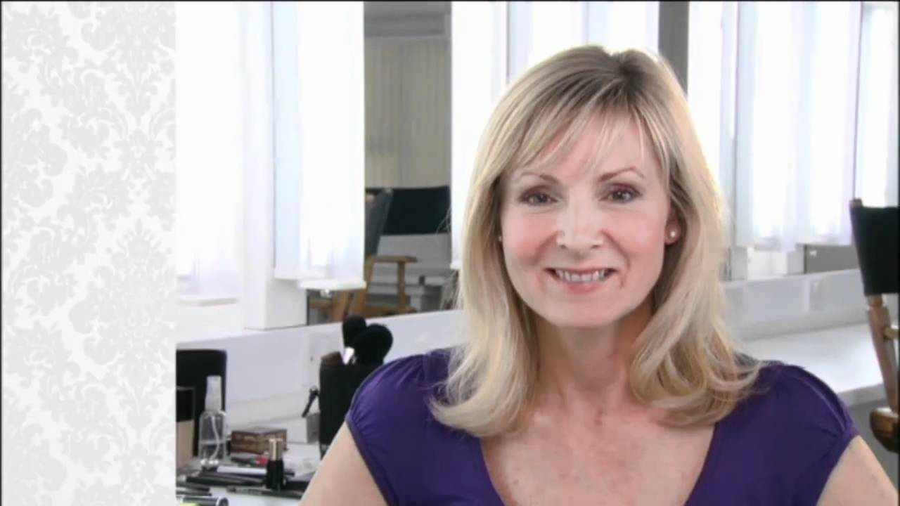 How To Apply A Natural Makeup In Your 50's Before And After Makeup Tutorial