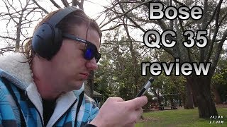 Bose QC35 review 2017 - Best wireless noise cancelling headphones?