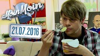 #MoinMoin mit Colin  Der große Gäbel-Instant-Nahrung-Check   21.07.2016