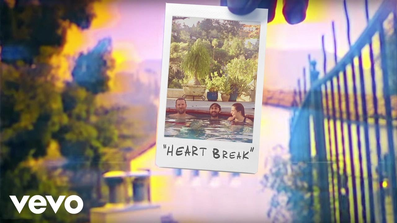 Lady Antebellum - Heart Break (Audio)