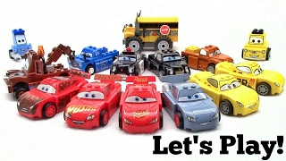 Lego Cars 3 All Sets Let S Play Youtube