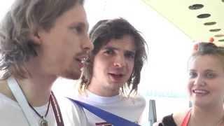 Eurovision Jam Session by Aarzemnieki from Latvia